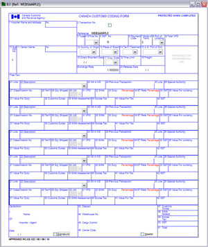 How to fill declaration card canada fill online, printable.